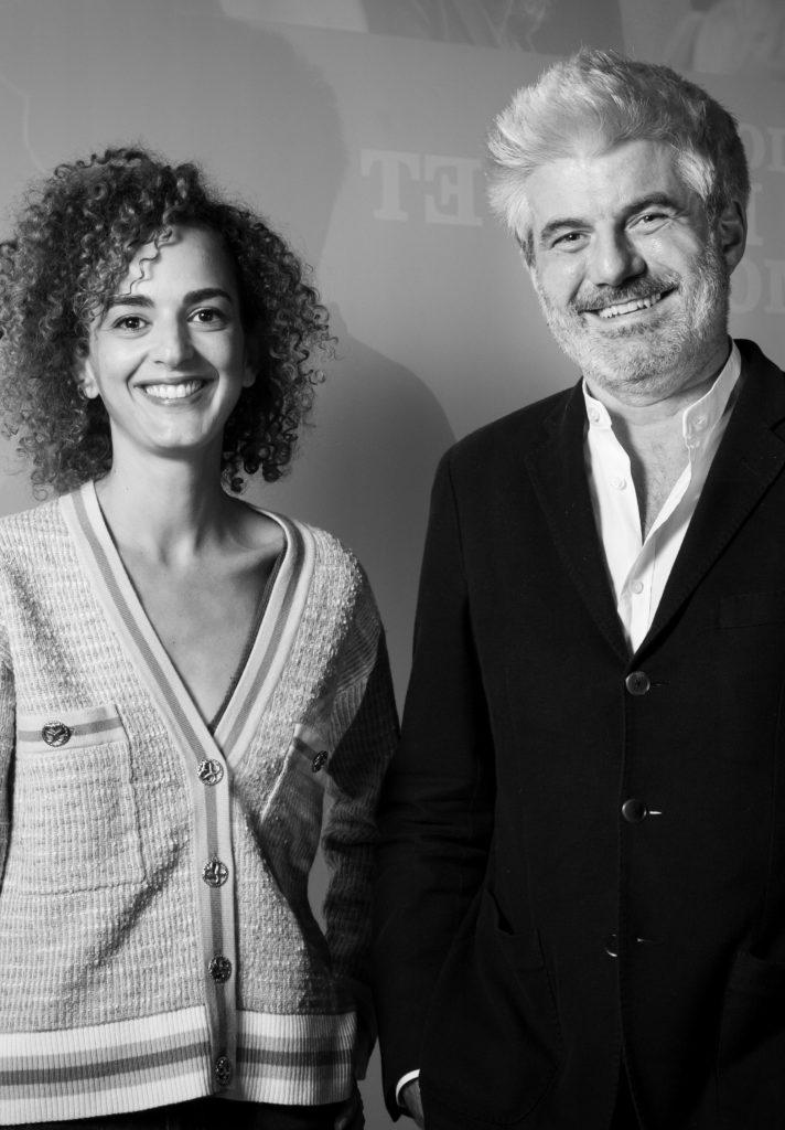 Leïla SLIMANI et Laurent GAUDE