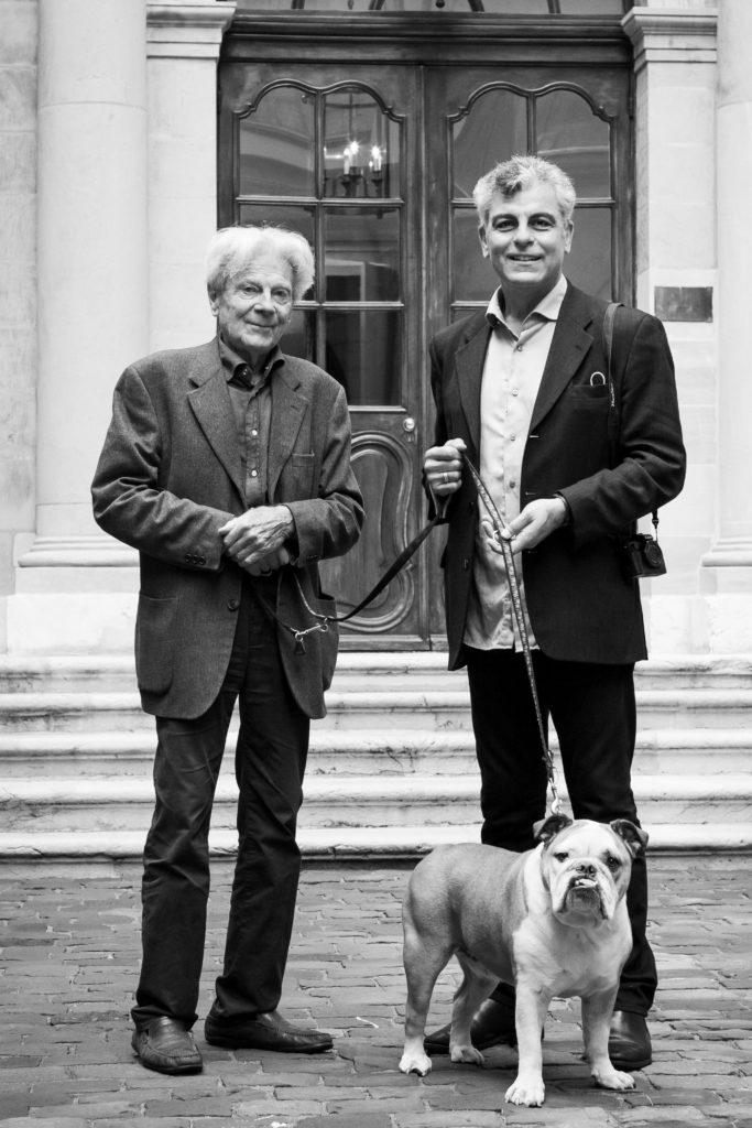 Dominique FERNANDEZ et Ferrante FERRANTI