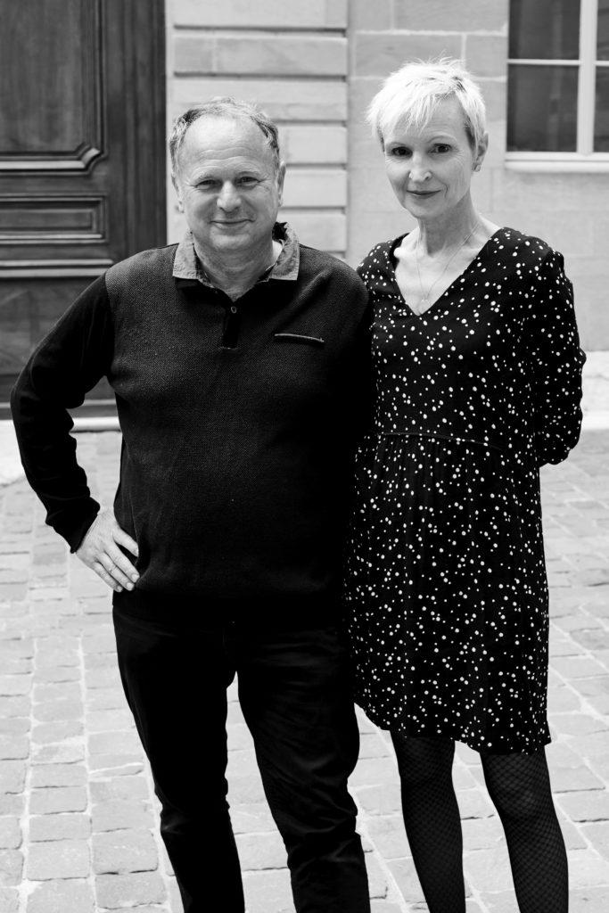 Patrick BUNGENER et Caroline GASSER
